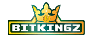 Bitkingz casino logo without license