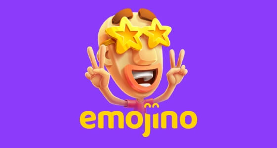Emojino logo without license