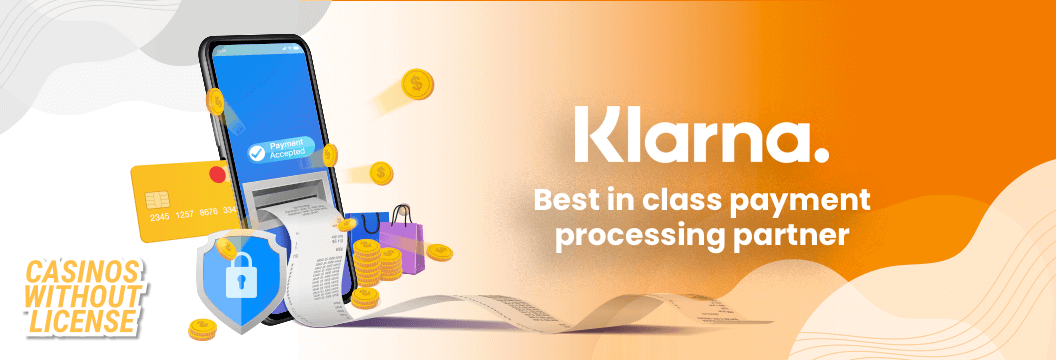 Klarna at casinos without a license