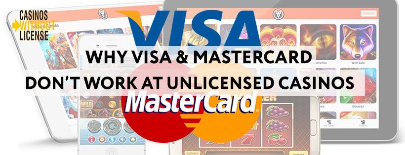 VISA-Mastercard-on-casinos-whitout-license