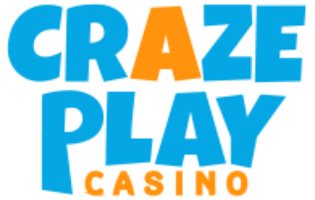 crazeplay casino logo without license