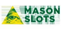 mason slots casino logo 1